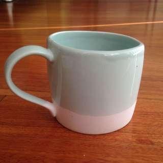 Two Tone Artisan Mug