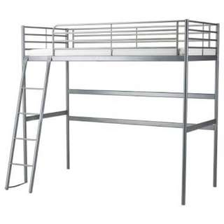 IKEA Double Loft Bed (reduced)
