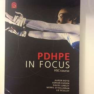 HSC PDHPE In Focus