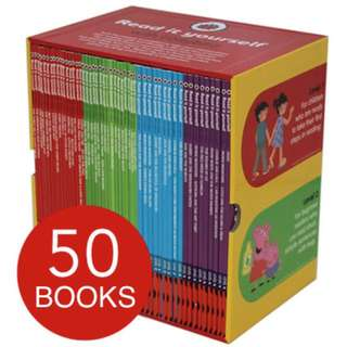 Ladybird Read It Yourself Collection