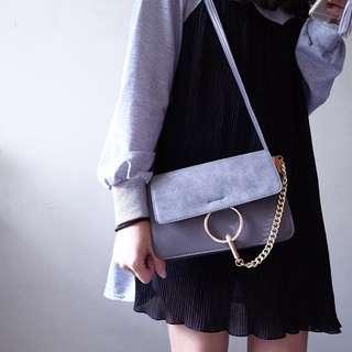 韓國鍊子側背包