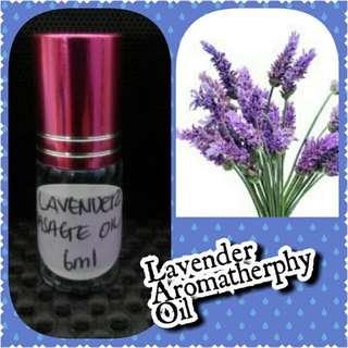 Lavender Aromatheraphy Massage Oil