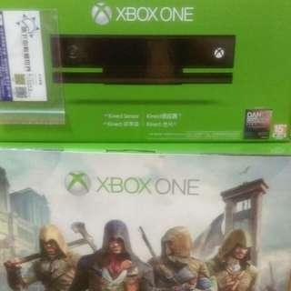 降價!全新X Box One+Kinect主機