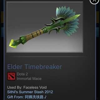 Dota 2 Timebreaker