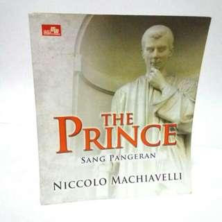 """Buku """"The Prince - Sang Pangeran"""" By Niccolo Machiavelli"""