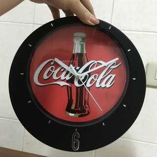 [全新]可口可樂造型時鐘
