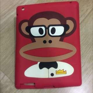 大嘴猴 Ipad平板保護套 矽膠軟殼