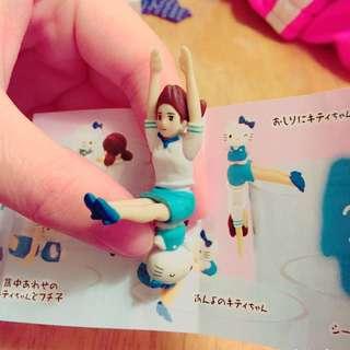 Hello Kitty聯名杯緣子
