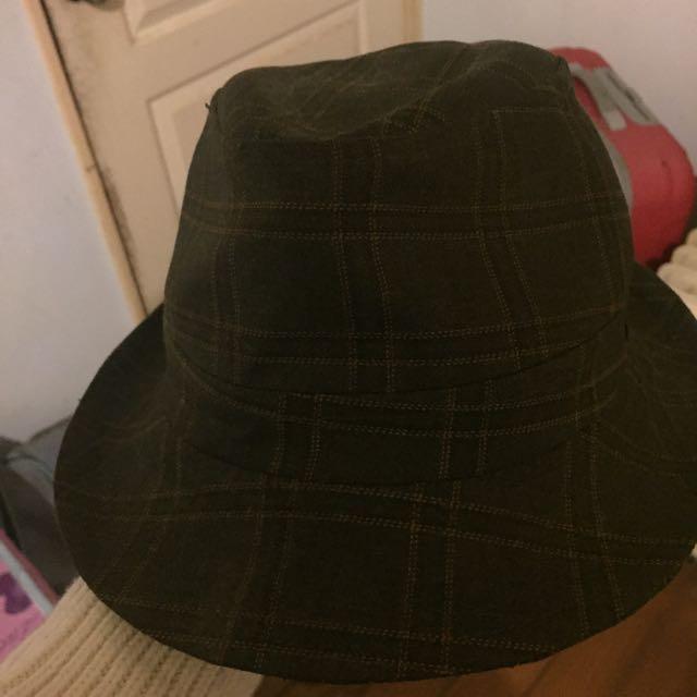 無牌紳士帽