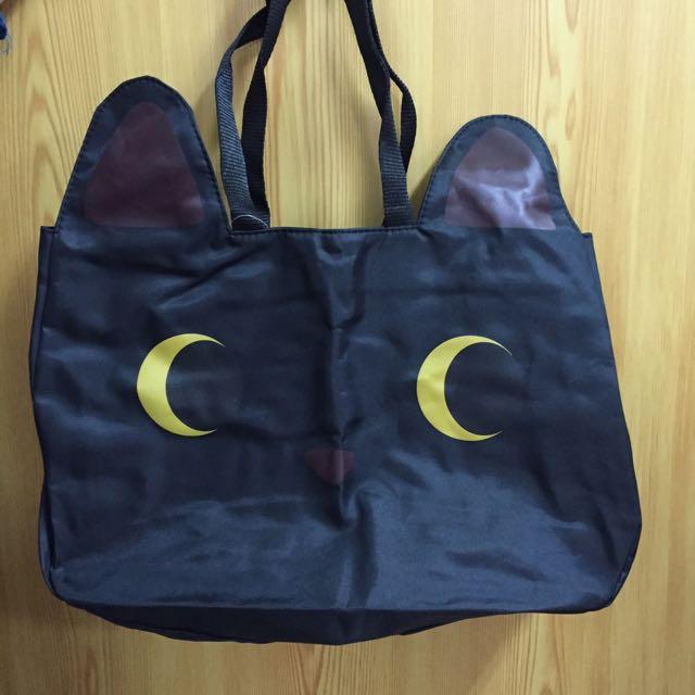 黑貓 手提袋