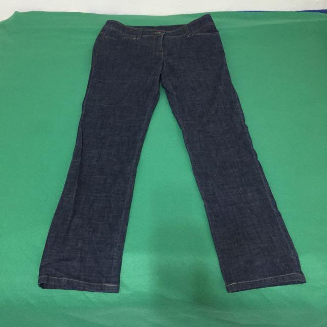 🔺降價!女生 牛仔褲 丹寧 五個銅貨  百貨專櫃 休閒褲
