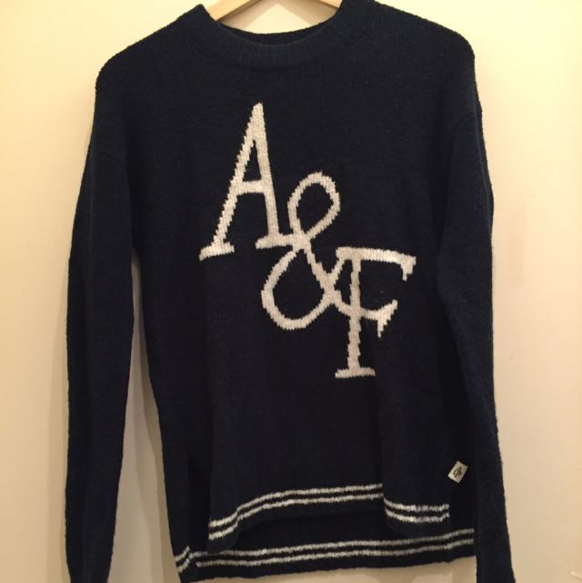 Abercrombie&fitch 針織毛衣