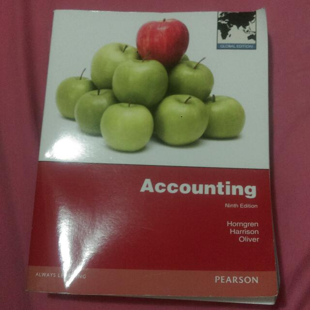 Accounting 會計原文書(含運