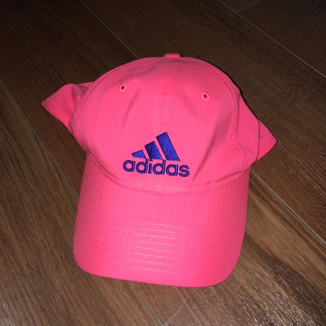 Adidas 粉帽 全新 快帶走吧!求售