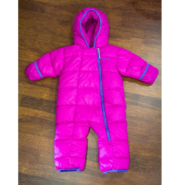 523ad4964 Columbia Bunting Snow Suit 6-12M, Babies & Kids on Carousell