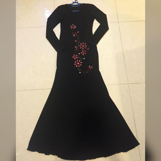 Customade Long Dress - Reduced