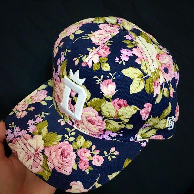 DSSENT 花帽 Snapback