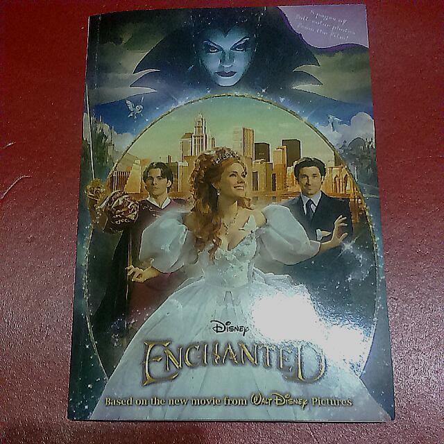 Enchanted 曼哈頓奇緣 全英文平裝版
