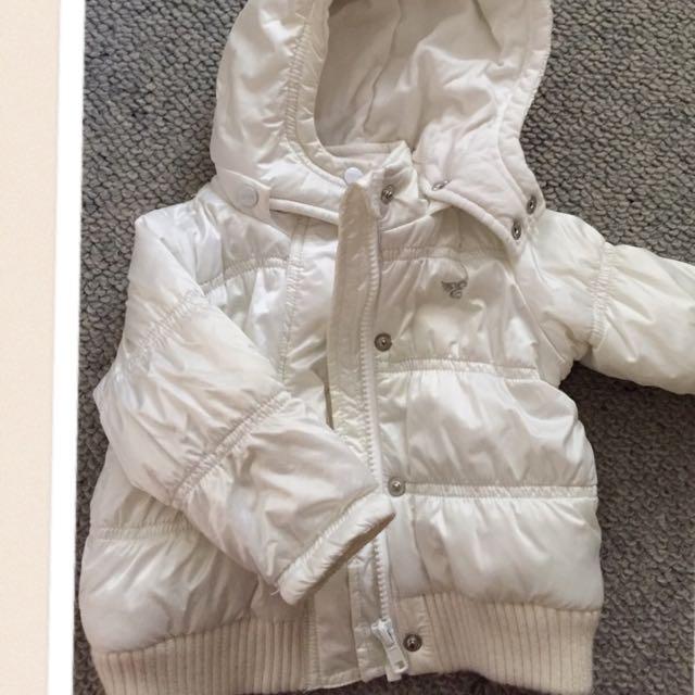 Esprit jacket for baby