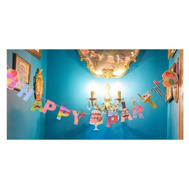 🕴🕴韓版Happy Party翹鬍子紙質三角旗/野餐/派對/露營/聚會/掛飾/吊飾/佈置