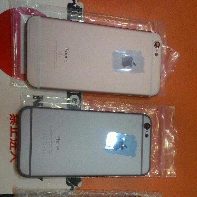 factory price 5cb46 f048a iphone 6 convert 6s body replacement and 6 plus.