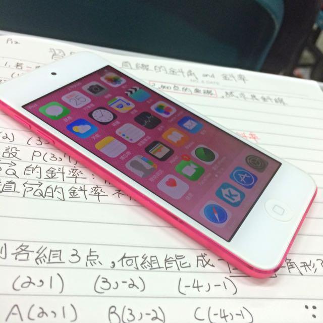 iPod touch 6 32G保固到11月