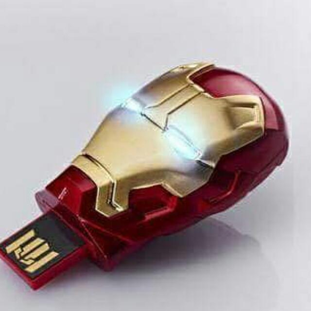 IRONMAN USB (8GB)