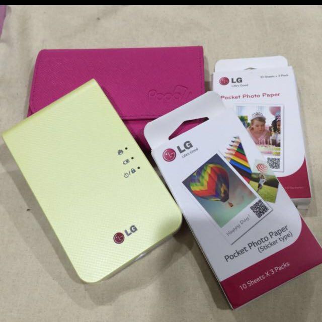 LG Pocket Photo 3.0 PD239 口袋印相