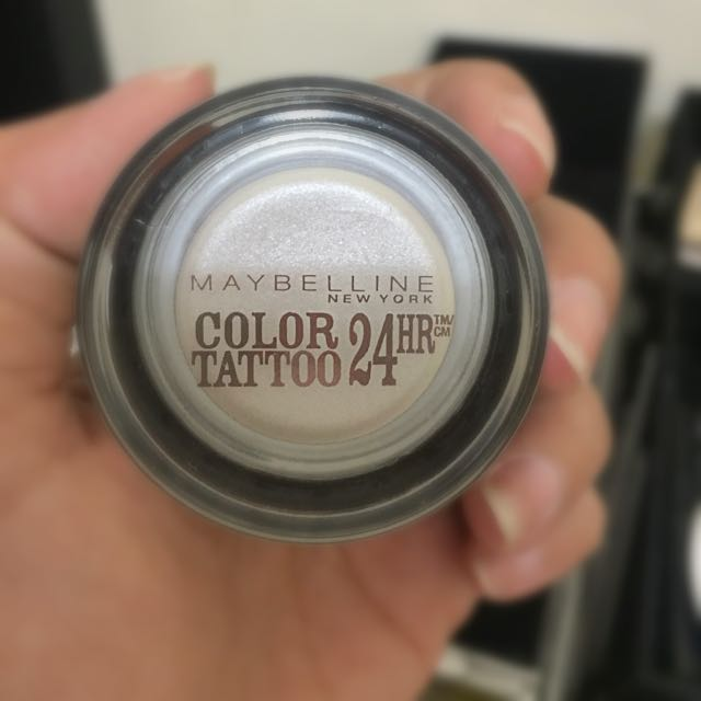 Maybelline Color Tattoo 24hr - Too Cool