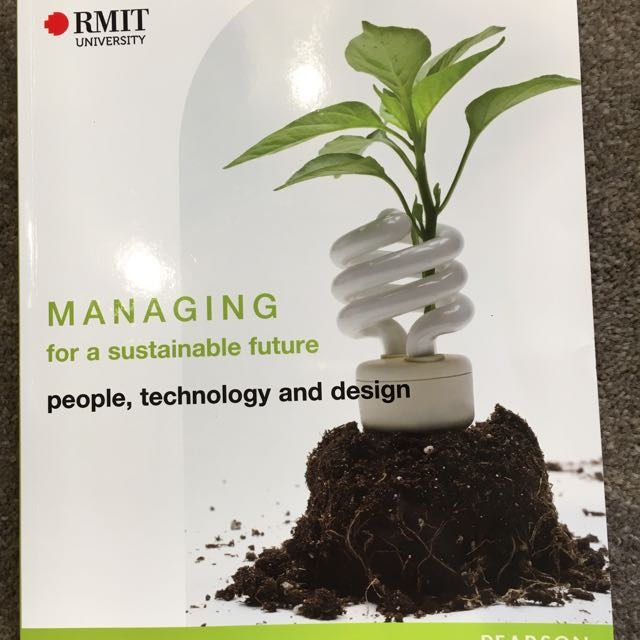 RMIT Managing For A Sustainable Future