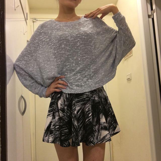 降價!Sportsgirl 蝙蝠袖洞洞上衣/澳洲品牌/全新