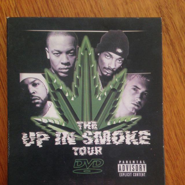 Up In Smoke DVD