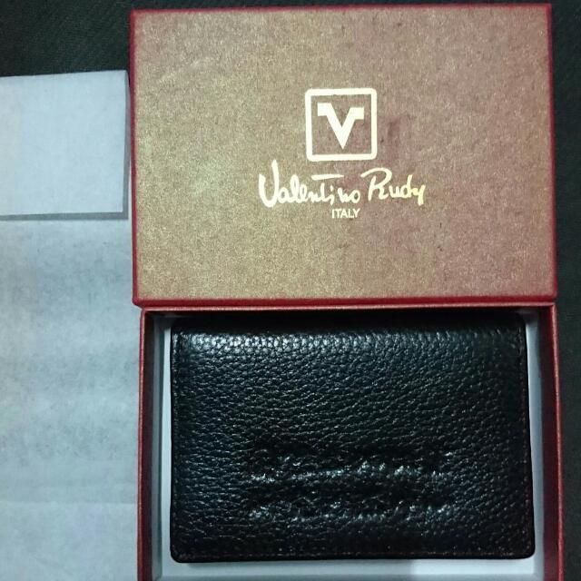 Valentino Rudy 信用卡名片夾