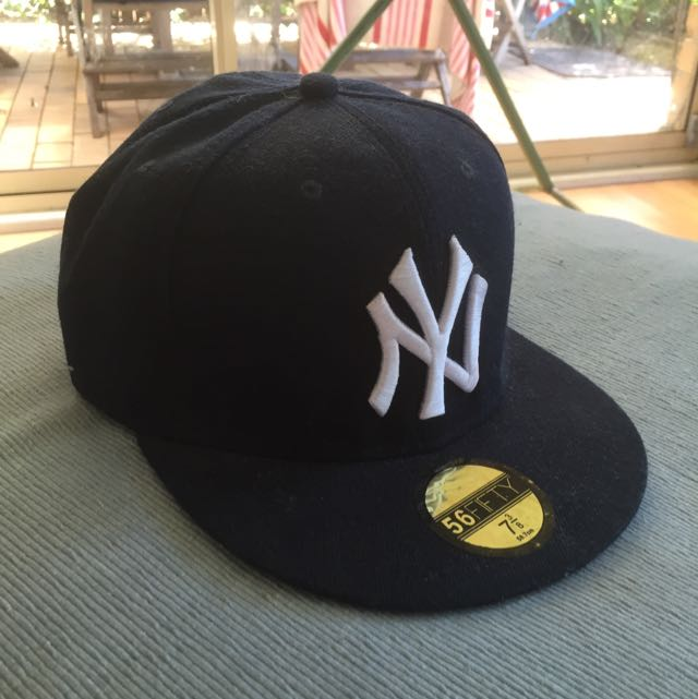 Yankees Flat Cap