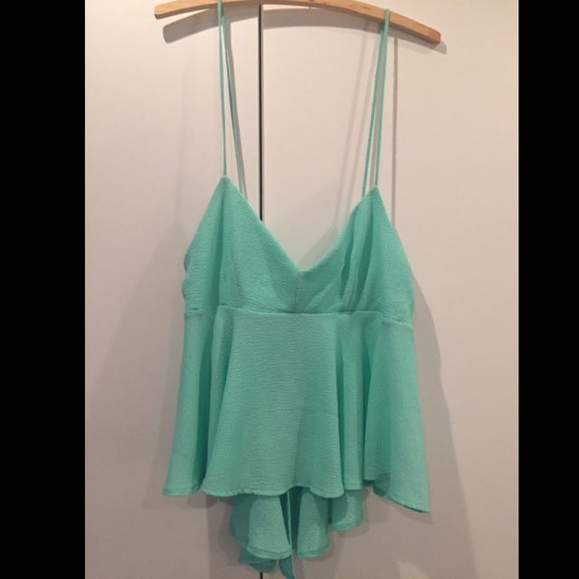 Zara Summer Top Size Small