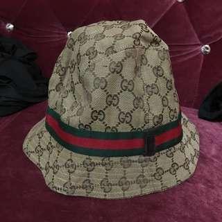 Gucci 漁夫帽 L