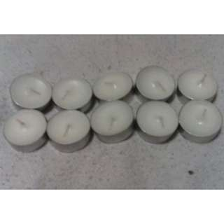 🌟 Free Tea Light Candles with Any Purchase (Just Ask)