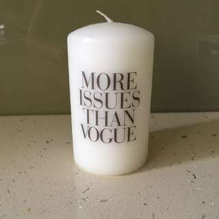 Candle- NEW DESIGN