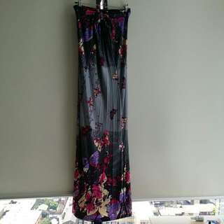 Long Dress ( Halter Type)