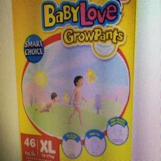 Baby love Grow pants