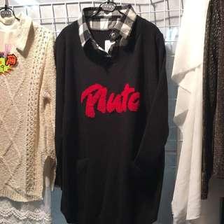 [降價]格領假兩件毛衣