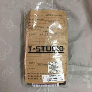 轉售全新T-STUDIO加強款束胸 黏式半身 XL 黑
