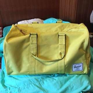 Herschel 旅行袋 全新