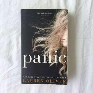Panic the Novel By Lauren Oliver