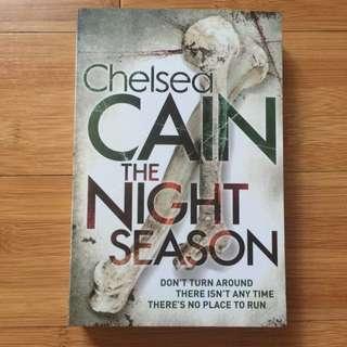 Novel - Chelsea Cain The Night Season