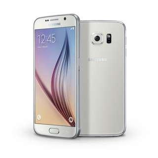 Samsung Galaxy S6 Edge Brand New Open Box Black Sapphire and White Pearl