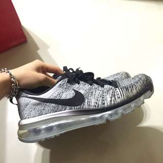 Nike Air Max Fly knit 雪花