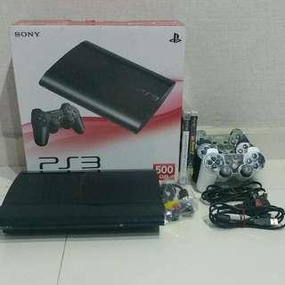 Ps3 Console 500Gb!
