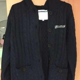 SURVIVAL&CO針織毛衣外套(全新)