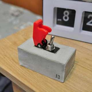手殘小玩物 水泥手工製品
